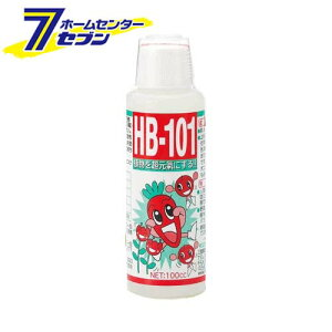 HB-101 (100cc) フローラ [天然植物活力液 hb101 hb-101 園芸 ガーデニング 植物栽培 野菜作り 100CC]