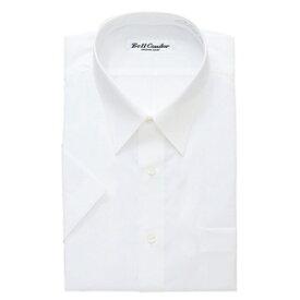 アイトス 半袖カッターシャツ(6040) カラー:ホワイト サイズ:42 (6040ハンソデカッターシャツ) [43030ー001]【4548413142284:11057】