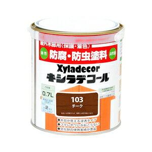 大阪ガスケミカル キシラデコール チーク 0.7L
