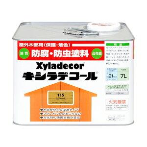 大阪ガスケミカル キシラデコール スプルース 7L