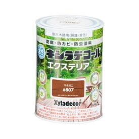 ●大阪ガスケミカル 水性XDエクステリアS マホガニ0.4L 【4571152253997:12168】