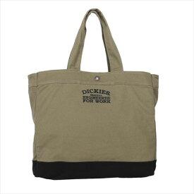 Dickies(ディッキーズ) 帆布トートバッグ 《カラー》グリーン 《サイズ》フリー D-3655【4536527009715:12553】