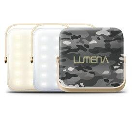ルーメナー LUMENA7 グレイ ルーメナー7 LEDランタン USB充電式