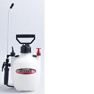 □ 工進 蓄圧式噴霧器HS−401E [在庫品B]【4971770403802:999111】