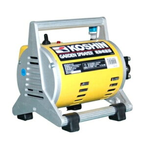 工進(KOSHIN) 電動噴霧器 ガーデンスプレーヤー MS-252C