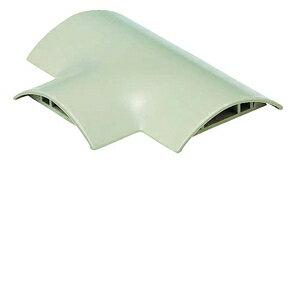 未来工業 ワゴンモール付属品チーズ OP12型 ミルキーホワイト 1個価格 OPT−12M OPT−12M【4589582157853:14430】