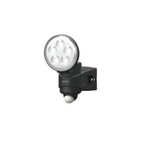 ライテックス 4.5W LEDセンサーライト LED-AC104
