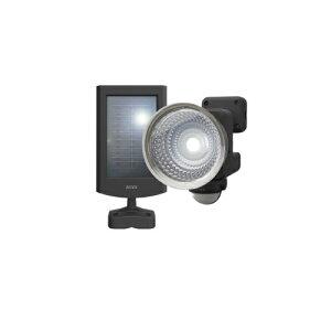 ライテックス 1.3W×1灯 フリーアーム式 LEDソーラーセンサーライト S-15L