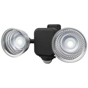 ライテックス 3.5W×2灯 フリーアーム式 LED乾電池センサーライト LED-265