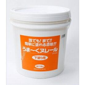 □ 日本プラスター うまーくヌレール 下塗り用 18kg DIY 漆喰 しっくい [在庫品B]【4571157300108:999111】