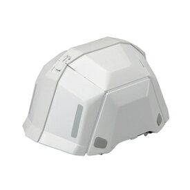 TOYO ヘルメット ブルームII NO.101 ホワイト 【4962087109563:16480】
