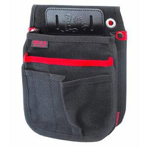 コヅチ 黒獅子釘袋 KKR-50BK【4934053011187:16480】