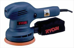 □ RYOBI サンダポリッシャーRSE−1250 【4960673636561:18180】