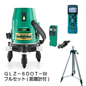 GLZシリーズ グリーンレーザー GLZ-6DOT-W