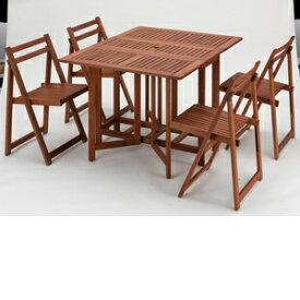 □TKD バタフライガーデンテーブルセット MA−HAS【4545244521363:2780】