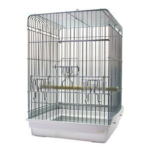 送料無料 HOEI オウム 大型インコ ゲージ ケージ 豊栄金属 465オーム 底色ホワイト 鳥かご バードケージ オウムケージ 鳥 オウム ホーエイ