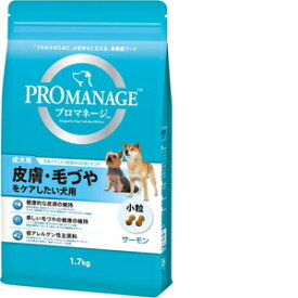 マースジャパン プロマネージ 成犬用 皮膚・毛づやをケアしたい犬用 1.7kg 【4902397836742:475】