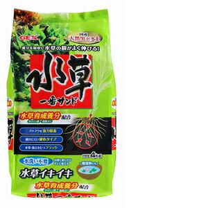 GEX 水草一番サンド4kg