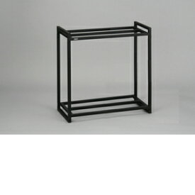 GEX 60cm水槽用組立2段台 BK 【4972547015501:475】