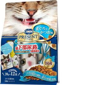 日本ペットフード コンボプレゼントキャット下部尿路240g ×12個ケース販売 まとめ売り 猫フード 猫ウェットフード 単缶