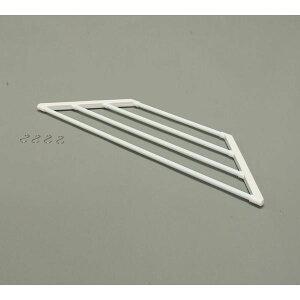 アイリスオーヤマ コーナーラック ホワイト CR−900