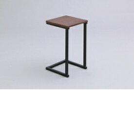 アイリスオーヤマ サイドテーブル ブラウンオーク/ブラック SDT−29【4967576351522:1309】