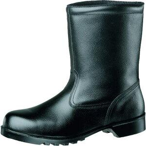 ■ミドリ安全 静電ゴム底安全靴 半長靴 V2400N静電 26.0cm〔品番:V2400NS26〕【1057625:0】[送料別途見積り][法人・事業所限定][掲外取寄]
