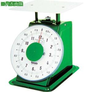 ■ヤマト 普及型上皿はかり YSD-8(8kg)〔品番:YSD8〕【1074326:0】