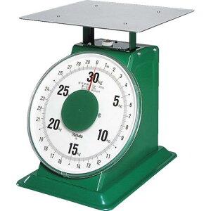 ■ヤマト 特大型上皿はかり YSD-30(30kg)〔品番:YSD30〕【1074351:0】