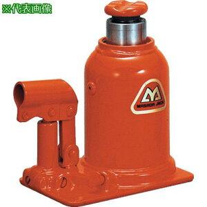 ■マサダ 標準オイルジャッキ 30TON 〔品番:MHB-30Y〕【1098519:0】