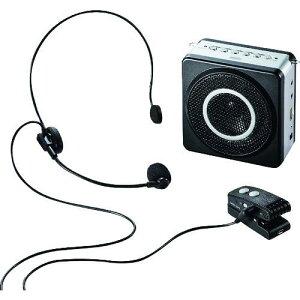 ■SANWA ワイヤレスポータブル拡声器 MM-SPAMP5 【1142816:0】
