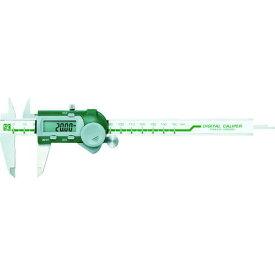■SK デジタルノギス 測定範囲mm150 最小表示0.01mm GDCS-150 新潟精機(株)【1144597:0】