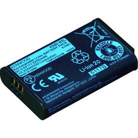 ■ケンウッド リチウムイオンバッテリー(2200MAH) 〔品番:KNB-81L〕【1153736:0】