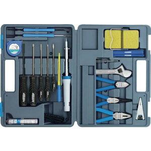 ■HOZAN 工具セット20点 〔品番:S-22〕【1173596:0】