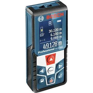■ボッシュ レーザー距離計 測定範囲50m〔品番:GLM500J〕【1237400:0】[送料別途見積り][法人・事業所限定][掲外取寄]