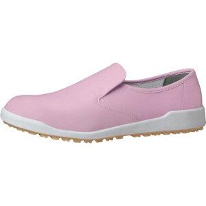 ■ミドリ安全 超耐滑作業靴 ハイグリップ H−100C ピンク 24.5CM〔品番:H100CPK24.5〕【1247080:0】[送料別途見積り][法人・事業所限定][掲外取寄]