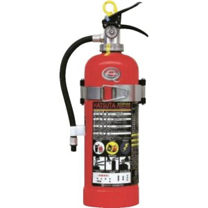 ■HATSUTA ABC粉末消火器(蓄圧式)PEP10V 〔品番:PEP-10V〕【1260058:0】[送料別途見積り][法人・事業所限定][外直送][店舗受取不可]