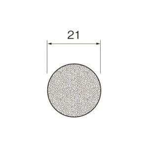 ■リューター ダイヤモンドディスク(裏面接着剤付)A6024〔品番:A6024〕【1269049:0】[送料別途見積り][法人・事業所限定][掲外取寄]