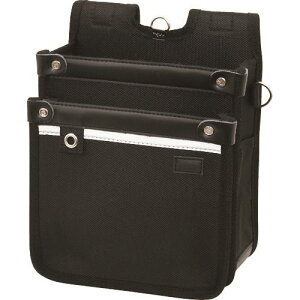 ■KH BASIC 腰袋 内ポケット付 〔品番:BS243〕【1272746:0】[送料別途見積り][法人・事業所限定][掲外取寄]