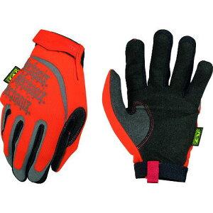 ■MECHANIX 一般作業用手袋 Hi−Viz ユーティリティー L〔品番:H1599010〕【1372049:0】