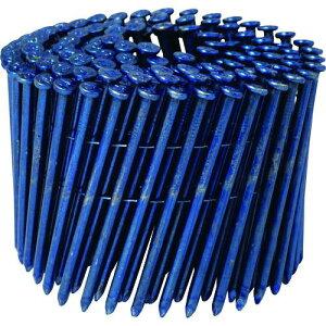 ■ダイドーハント 2X4用 ロール釘 DFC38-75CN ブルー 〔品番:00024252〕【1466436:0】
