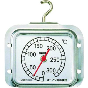 ■ TANITA オーブン用温度計 オーブンサーモ 5493〔品番:5493〕【1488239:0】