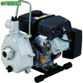 ■ツルミ 排水用エンジンポンプ 口径25MM 〔品番:TE4-25MY〕直送元【1492612:0】【個人宅配送不可】