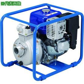 ■ツルミ 排水用エンジンポンプ 口径50MM 〔品番:TE6-50AG〕直送元【1492615:0】【個人宅配送不可】