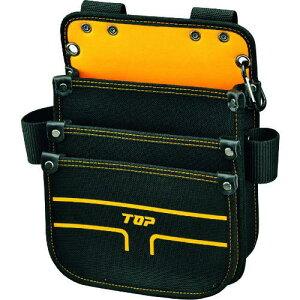 ■TOP 仮枠用釘袋(工具差し付) 〔品番:TPN-301〕【1596262:0】
