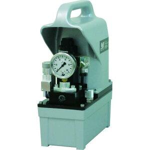 ■OJ 低騒音小型電動油圧ポンプ 〔品番:PSP-1.6EGS〕【1615568:0】