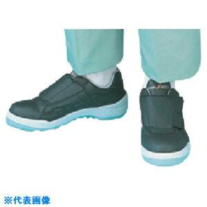 ■TGK 静電靴 8818N 紺 27.5cm〔品番:407870759〕【1848370:0】[送料別途見積り][法人・事業所限定][掲外取寄]