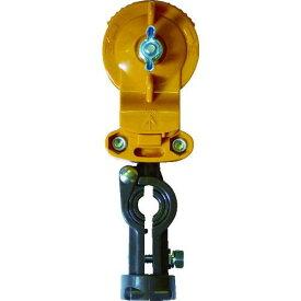 ■未来 樹脂製ケーブル滑車CK-0型 〔品番:CK-01〕【2134969:0】
