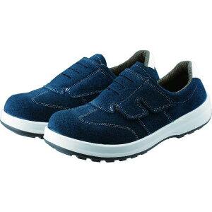 ■シモン 安全靴 短靴マジック式 SS18BV 25.0cm〔品番:SS18BV25.0〕【2811863:0】