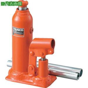 ■TRUSCO 油圧ジャッキ 4トン〔品番:TOJ4〕【2882175:0】